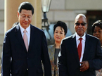 Band of Brothers: China and South Africa